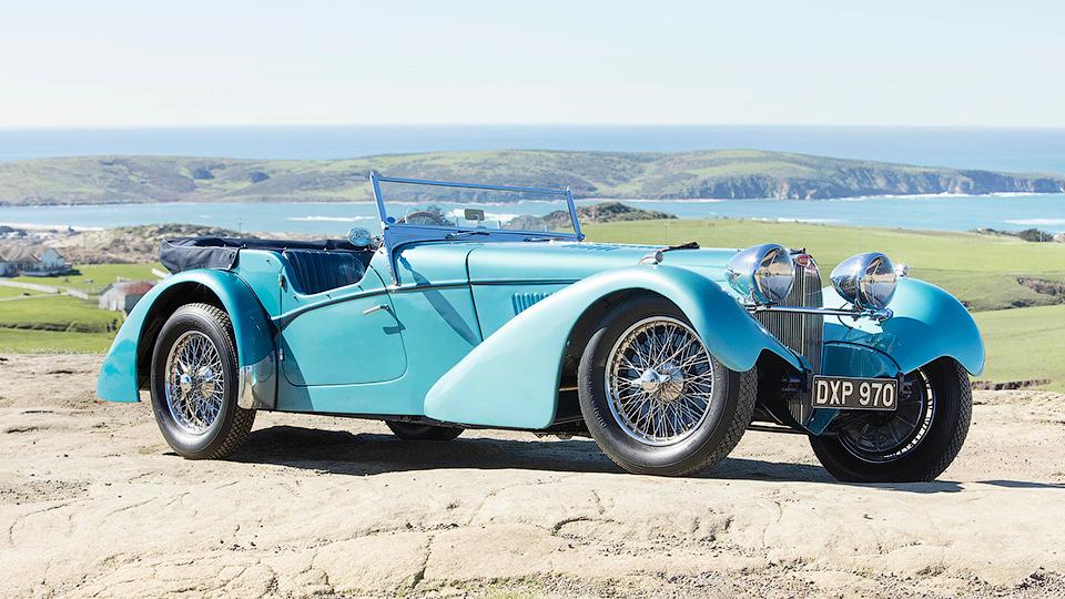 Bugatti 79-летней давности продали за 10 миллионов долларов