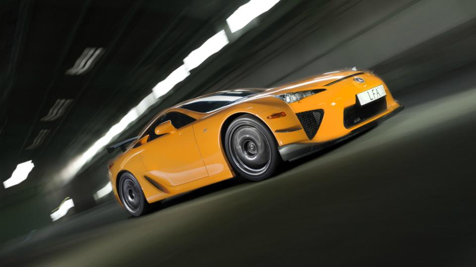 Суперкар Lexus LFA оценили в 7 миллионов долларов