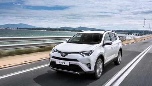 Российские Toyota RAV4 поедут на экспорт