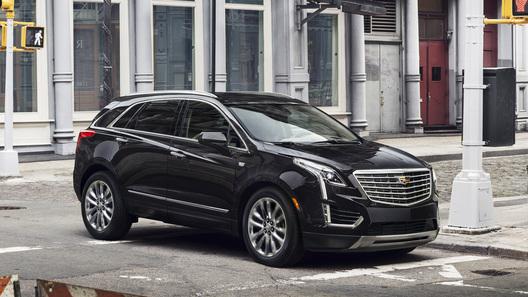 Новый кроссовер Cadillac получит доступную версию