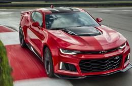 Chevrolet Camaro обзавелся самой злой версией