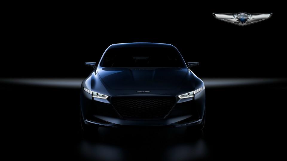 В Нью-Йорке покажут новый премиальный Hyundai