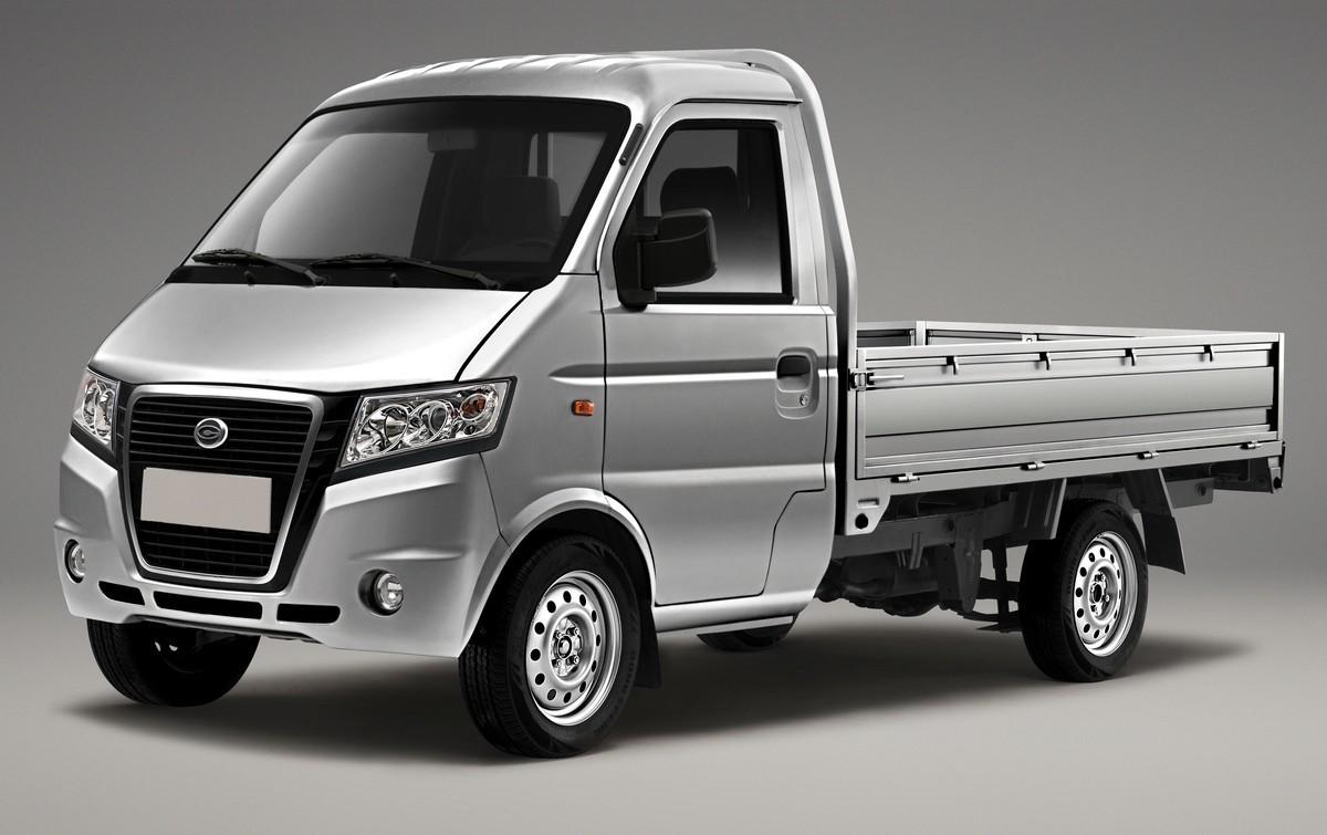 GAC Gonow ― новый грузовичок для России