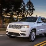 Jeep привезет в Нью-Йорк роскошный Grand Cherokee