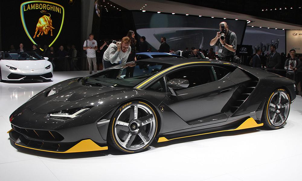 Самый крутой Lamborghini: всё продано до премьеры!