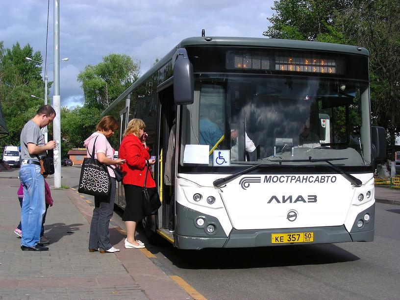 В Подмосковье появятся бесплатные автобусы для местных жителей