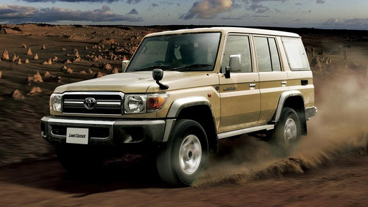Toyota может вернуть в Россию культовый внедорожник