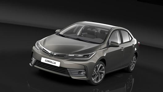 Toyota официально представила обновленную Corolla