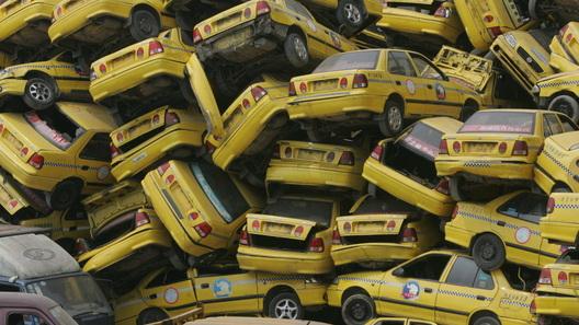 У нелегальных таксистов хотят отнимать машины