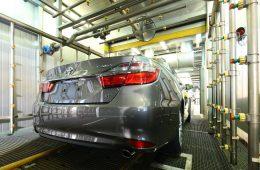 Заводы Toyota снова встали
