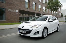 Mazda откажется от «горячей» аббревиатуры MPS