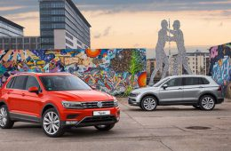 Новый Volkswagen Tiguan: первые подробности о российских версиях