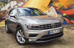 Новый VW Tiguan получил бюджетные версии
