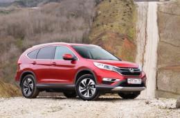 Новый Honda CR-V: первые подробности