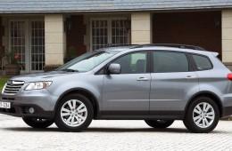 У Subaru Tribeca в России нашли проблемы с замками капота