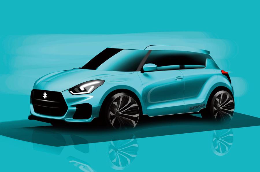 Новый Suzuki Swift получит турбомотор от «Витары»
