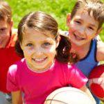 Приобщение ребенка к спорту