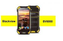 Blackview BV6000 – терминатор в мире смартфонов