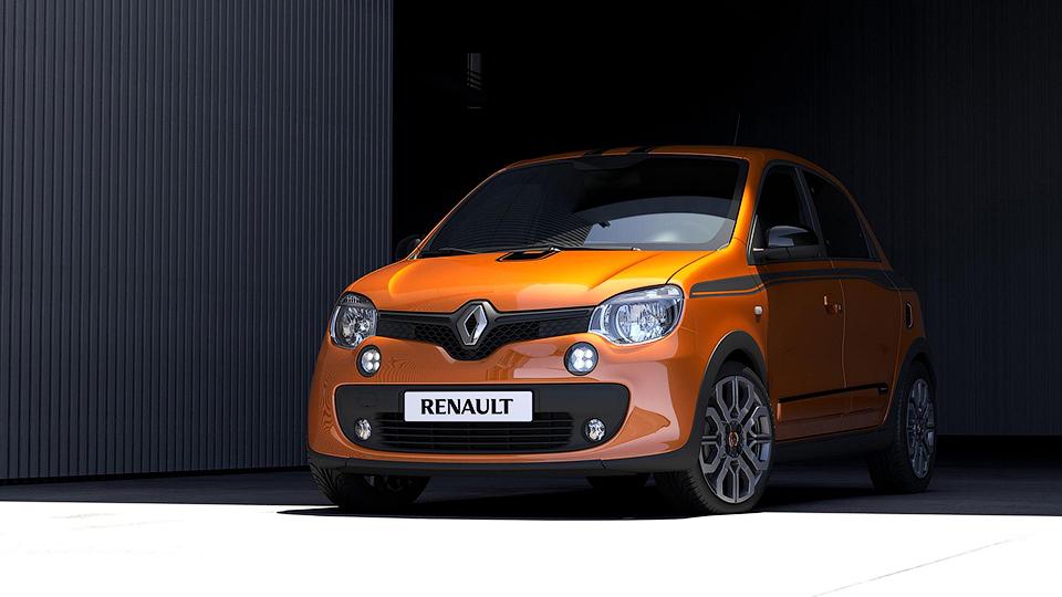 Компания Renault перестала скрывать «заряженный» Twingo