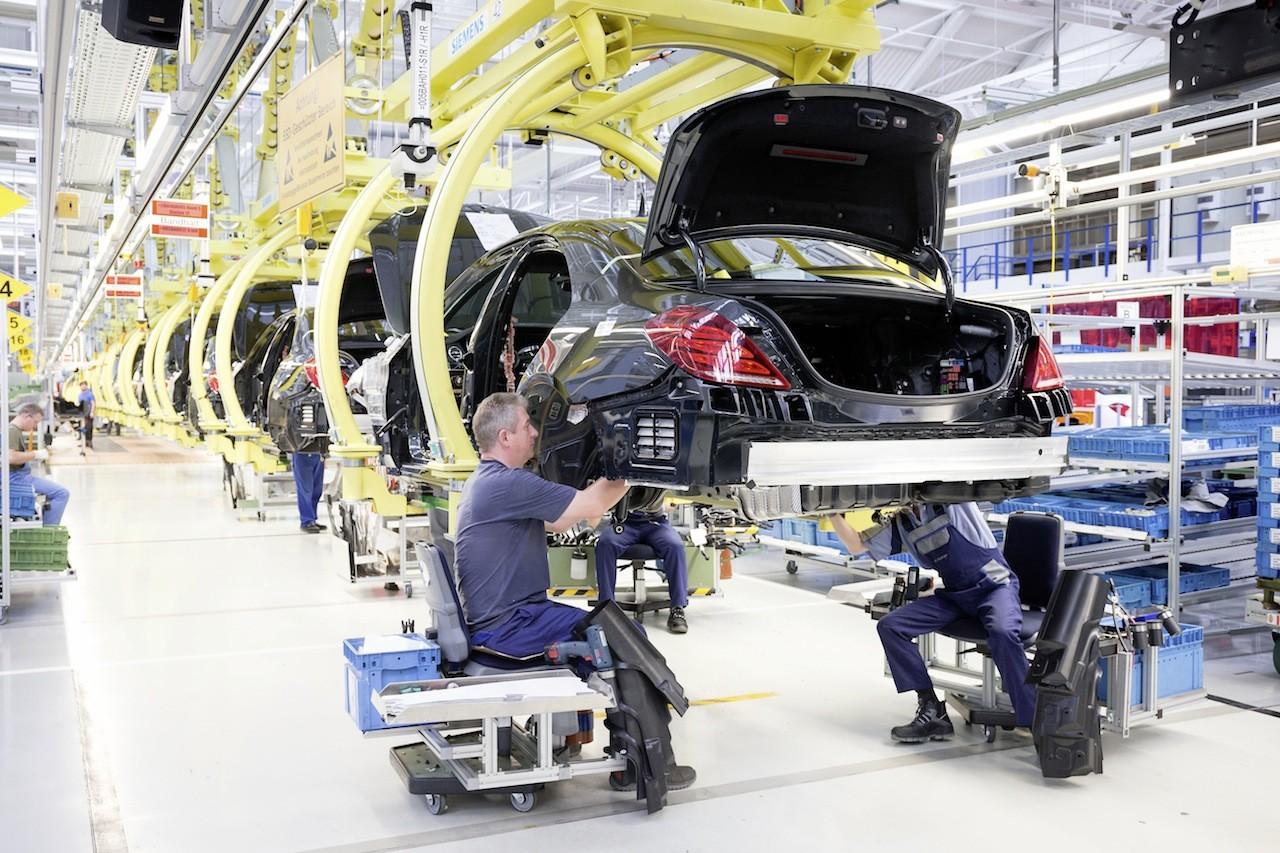 Завод Mercedes в Подмосковье: проект одобрен