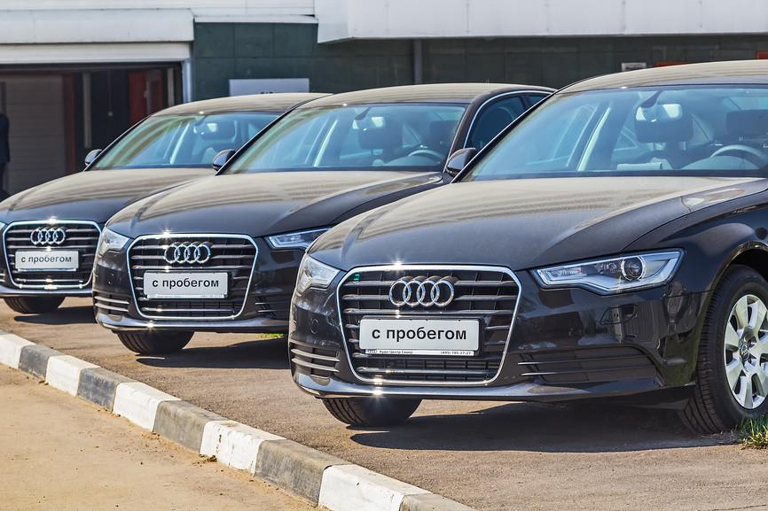 В России резко подскочили продажи б/у-автомобилей