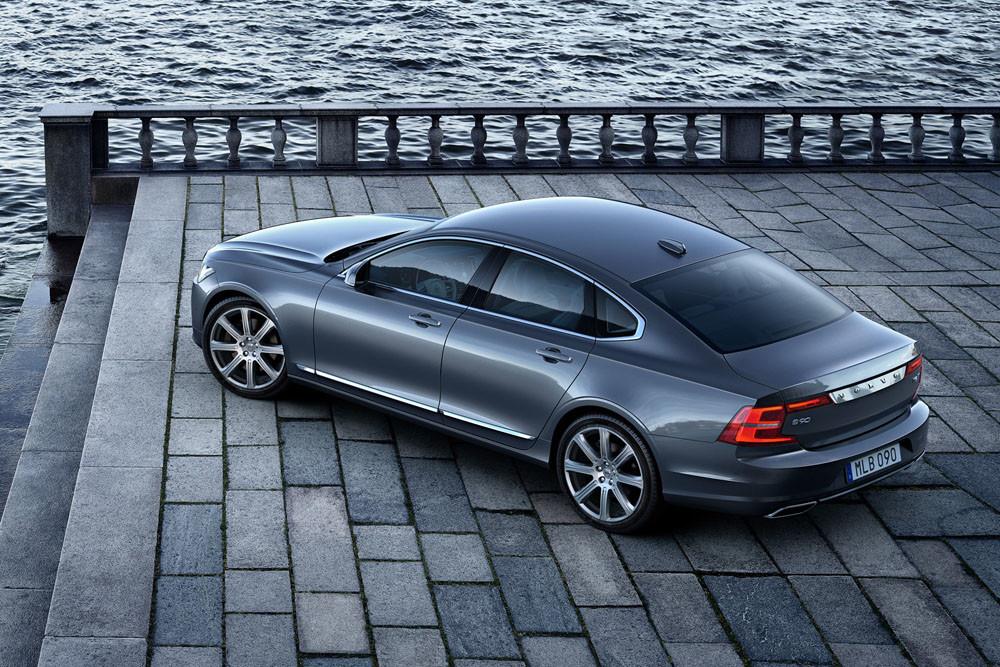 Новый флагманский Volvo: известны российские цены
