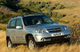 Chevrolet Niva подорожала, но стала безопаснее