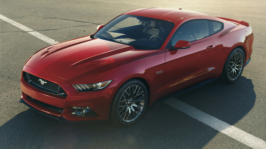 Ford Mustang скоро получит 10-ступенчатый автомат