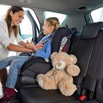 В России вновь предложили изменить правила перевозки детей