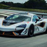 McLaren подготовил суперкар 570S для гоночного трека