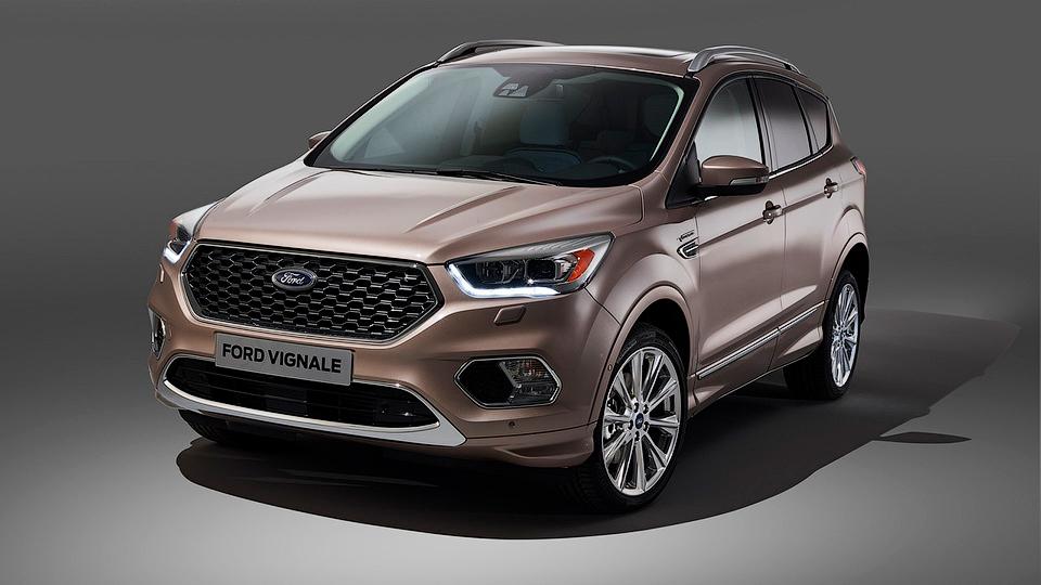 Ford сделал роскошную «Кугу»