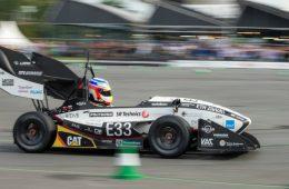 Швейцарские студенты установили мировой рекорд скорости