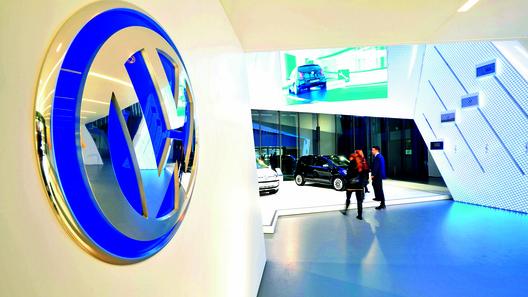 Власти США выставили концерну Volkswagen счет на 10 млрд долларов