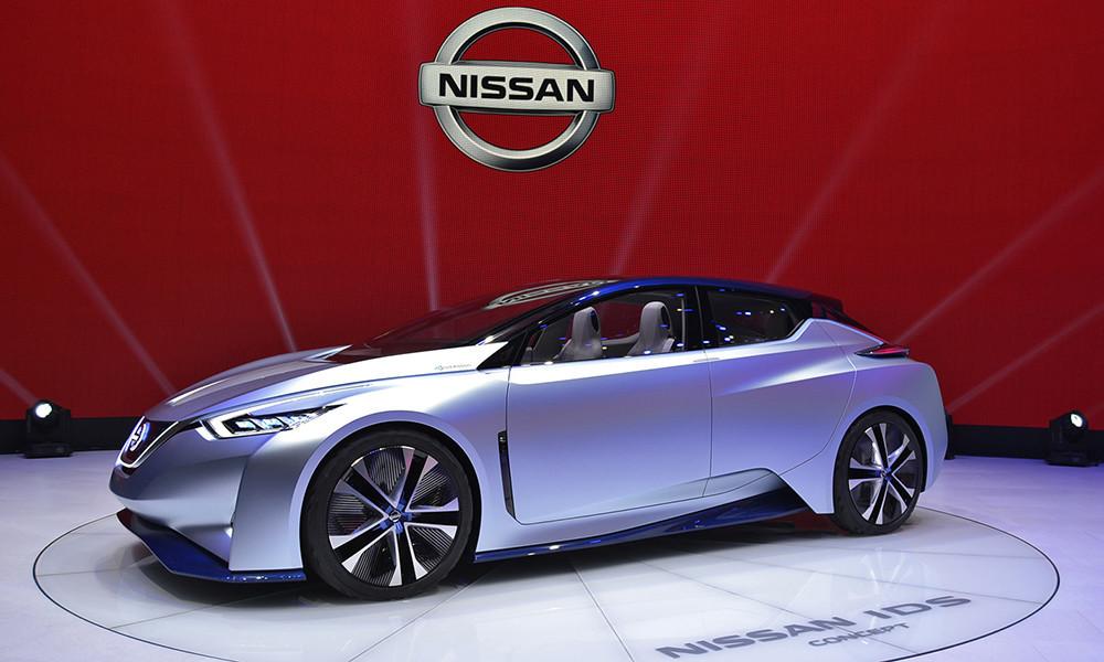 Nissan сделает электромобиль с запасом хода 550 км
