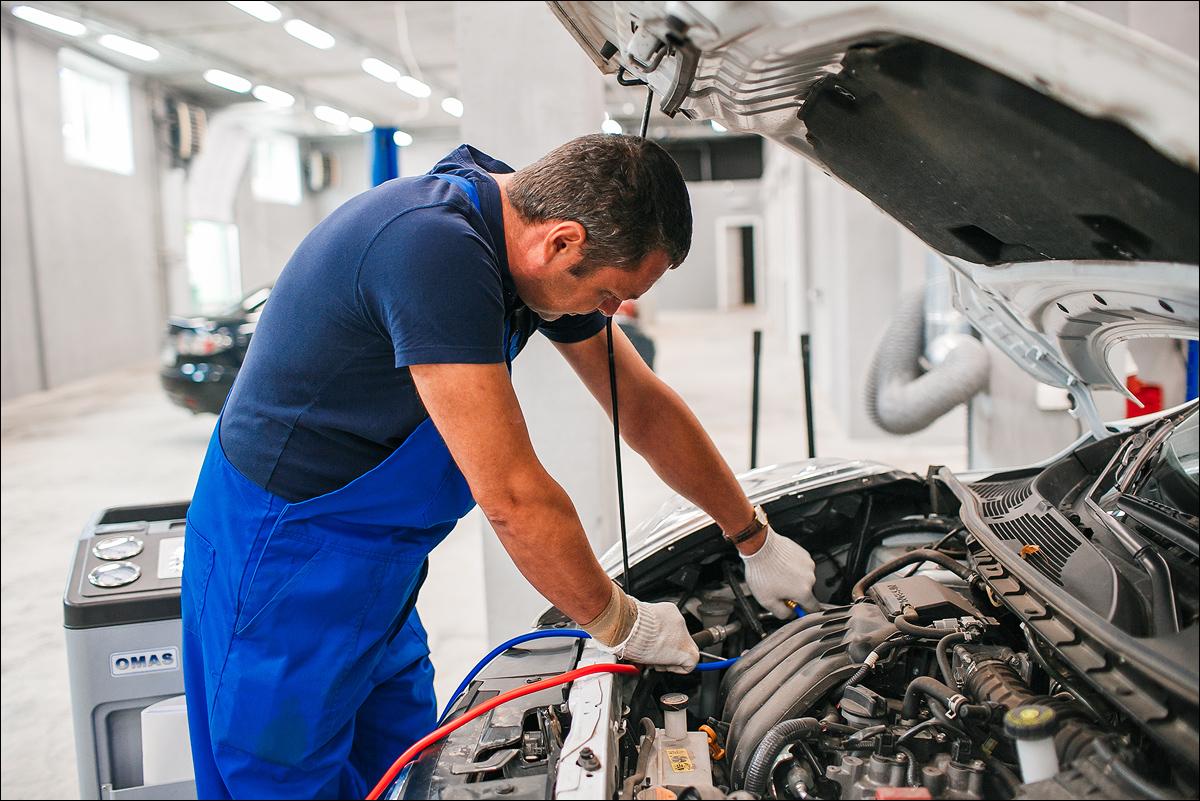 Качественный ремонт авто от центра «EuroFord.spb»