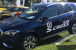 Рассекречена внешность обновленного Suzuki SX4