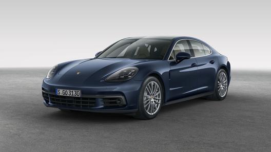 Самой быстрой версией Porsche Panamera станет гибрид