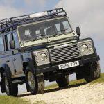 Land Rover отказался возрождать оригинальный Defender