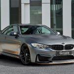 Ателье G-Power сделало быстрейший спорткар BMW мощнее