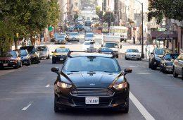 Ford вложился в разработчика карт для автономных машин