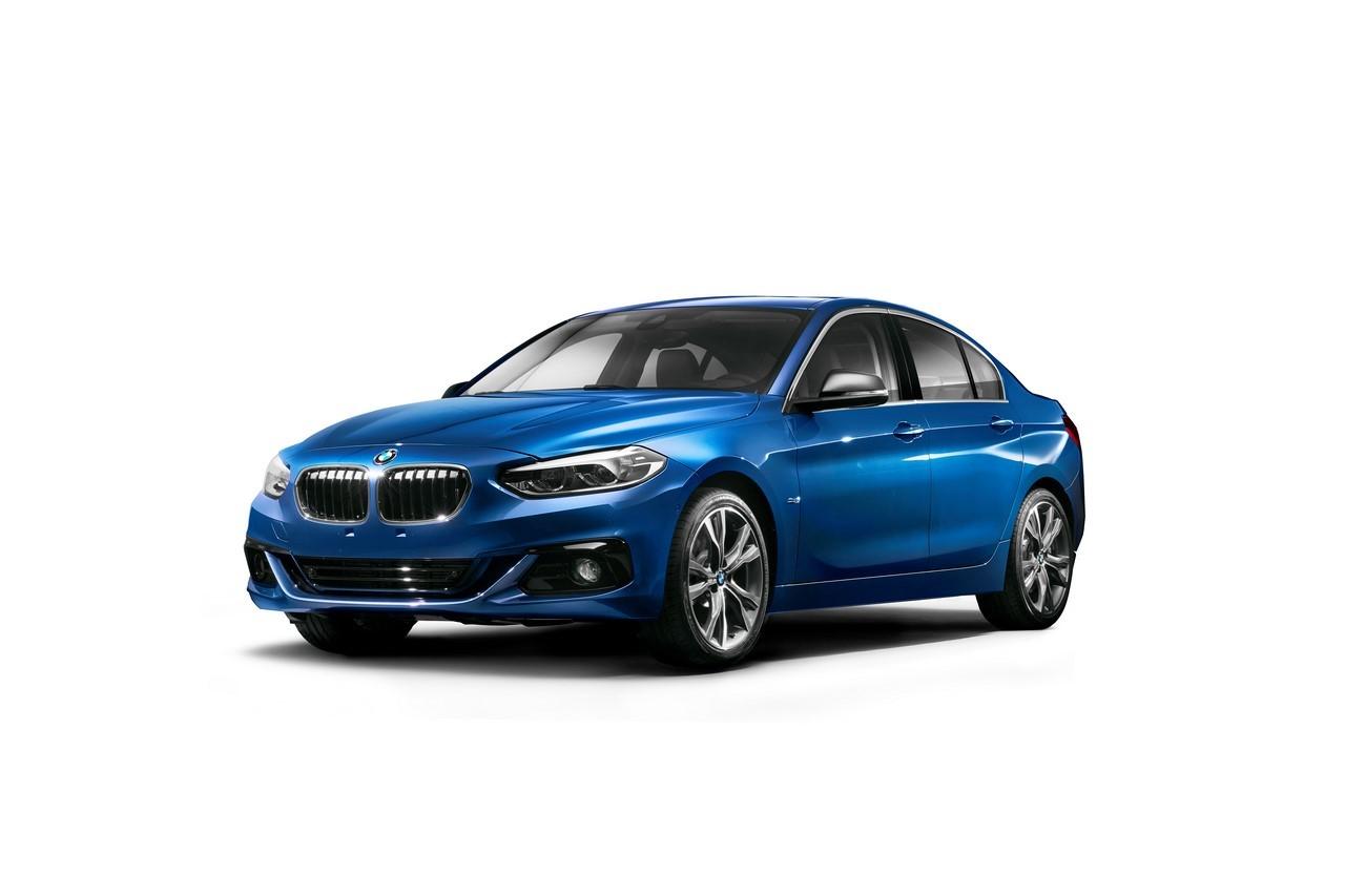 Представлен серийный седан BMW 1-й серии