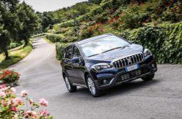 Обновленный Suzuki SX4 вернется на российский рынок