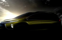 Mitsubishi обновит предвестника нового ASX