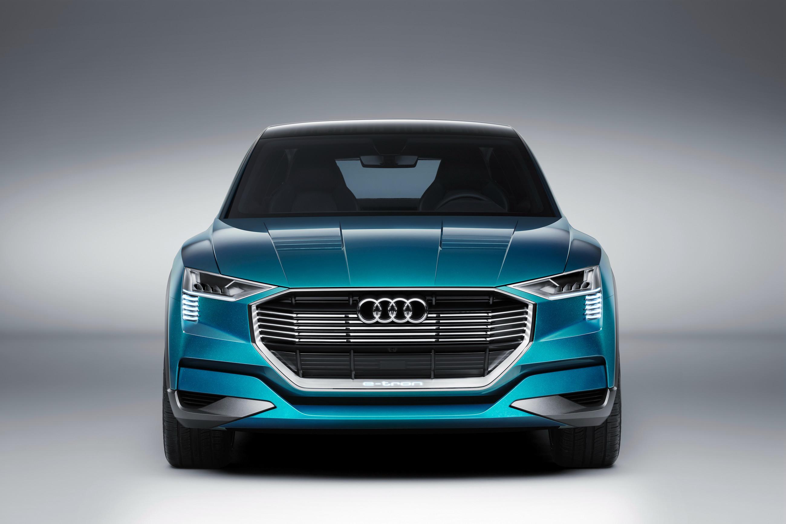 Чтобы догнать Tesla, в Audi готовы тратить миллиарды евро