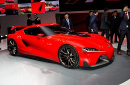 СМИ раскрыли свежие подробности о новой Toyota Supra
