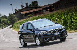 Обновленный Suzuki SX4 доберется до России в октябре