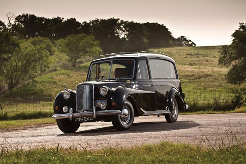 Автомобиль Джона Леннона выставят на аукционе в Лондоне