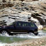 Jaguar Land Rover отправит беспилотники на бездорожье