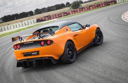 Lotus построил свой самый быстрый трековый спорткар
