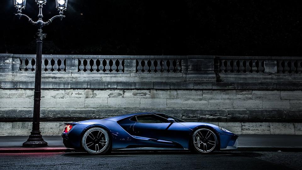 Ford выбрал будущих владельцев суперкара GT